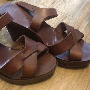 JCREW wedge heels!